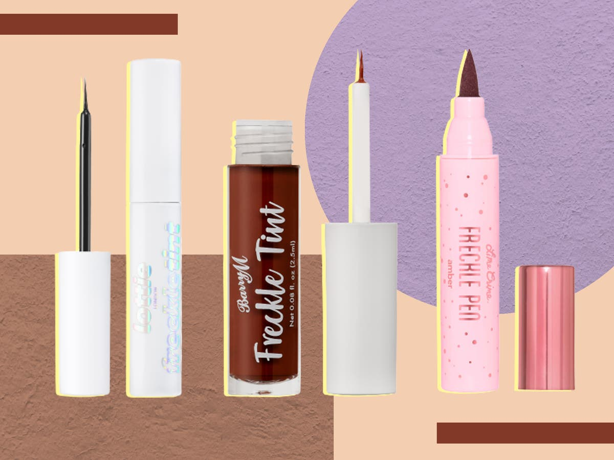 Spotted: These freckle pens that give you that sun-kissed look all year round