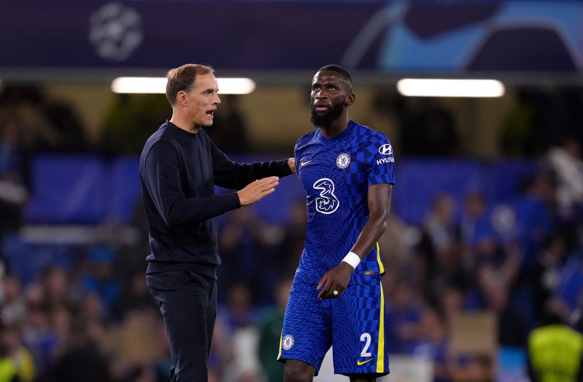 Thomas Tuchel provides Antonio Rudiger update amid talks over new Chelsea contract