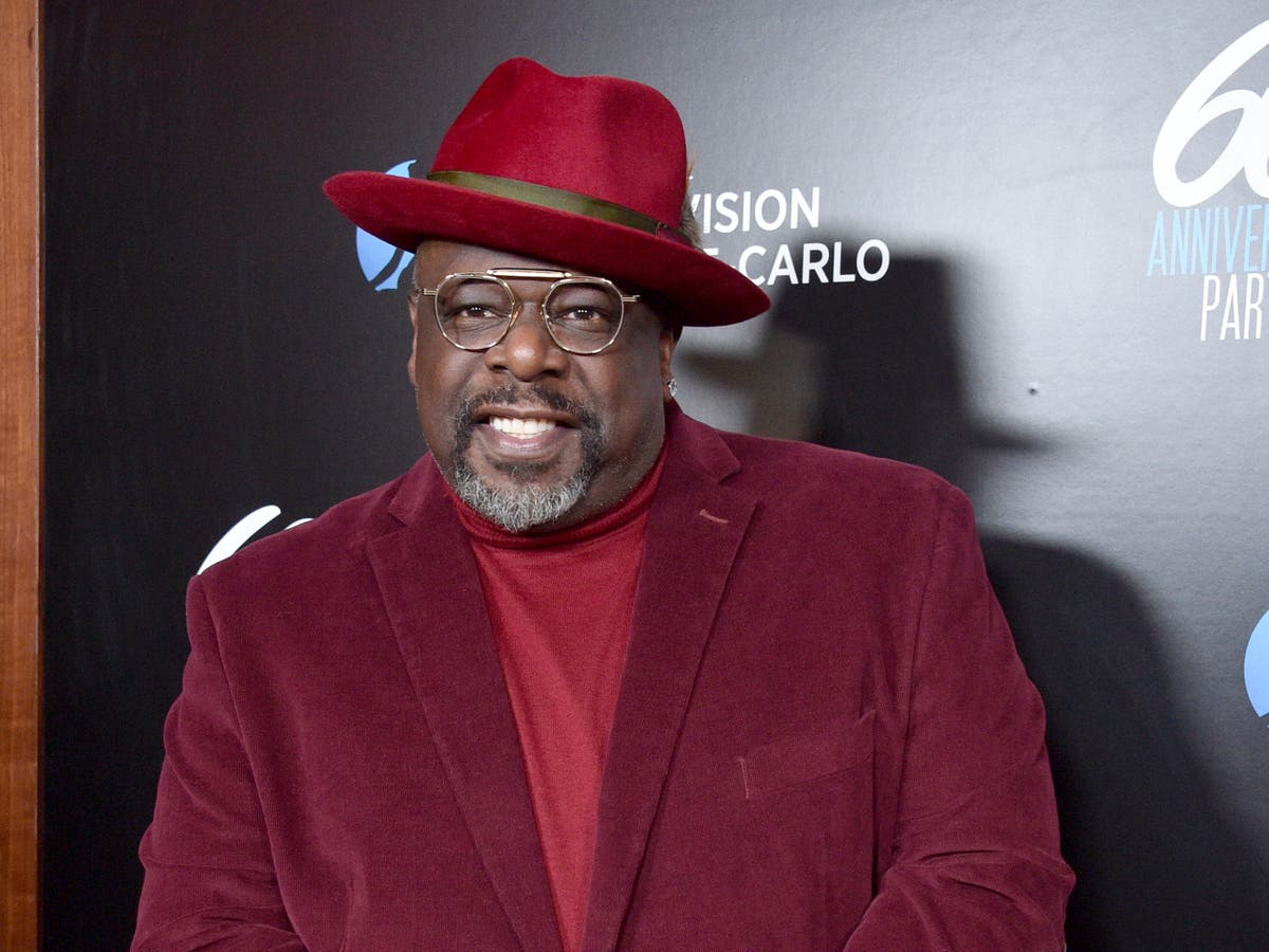 Emmys host Cedric the Entertainer says 'we're living in a hyper-sensitive society'