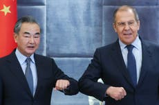 Russia and China call for urgent embrace of Taliban despite west's misgivings