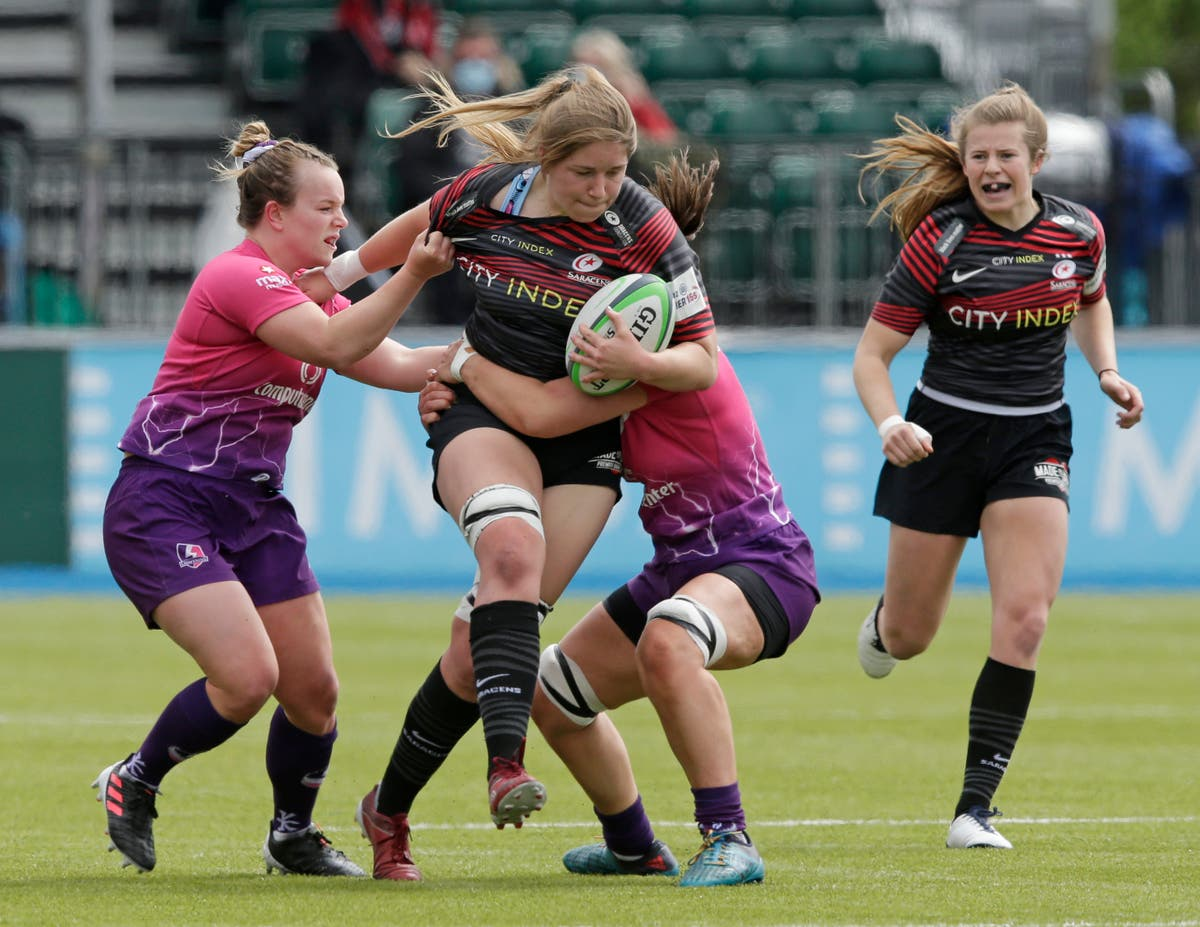 Poppy Cleall primed for Saracens milestone in mouth-watering Loughborough clash