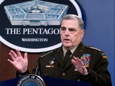Why top general Milley is likely to hang on despite stunning revelations in new book