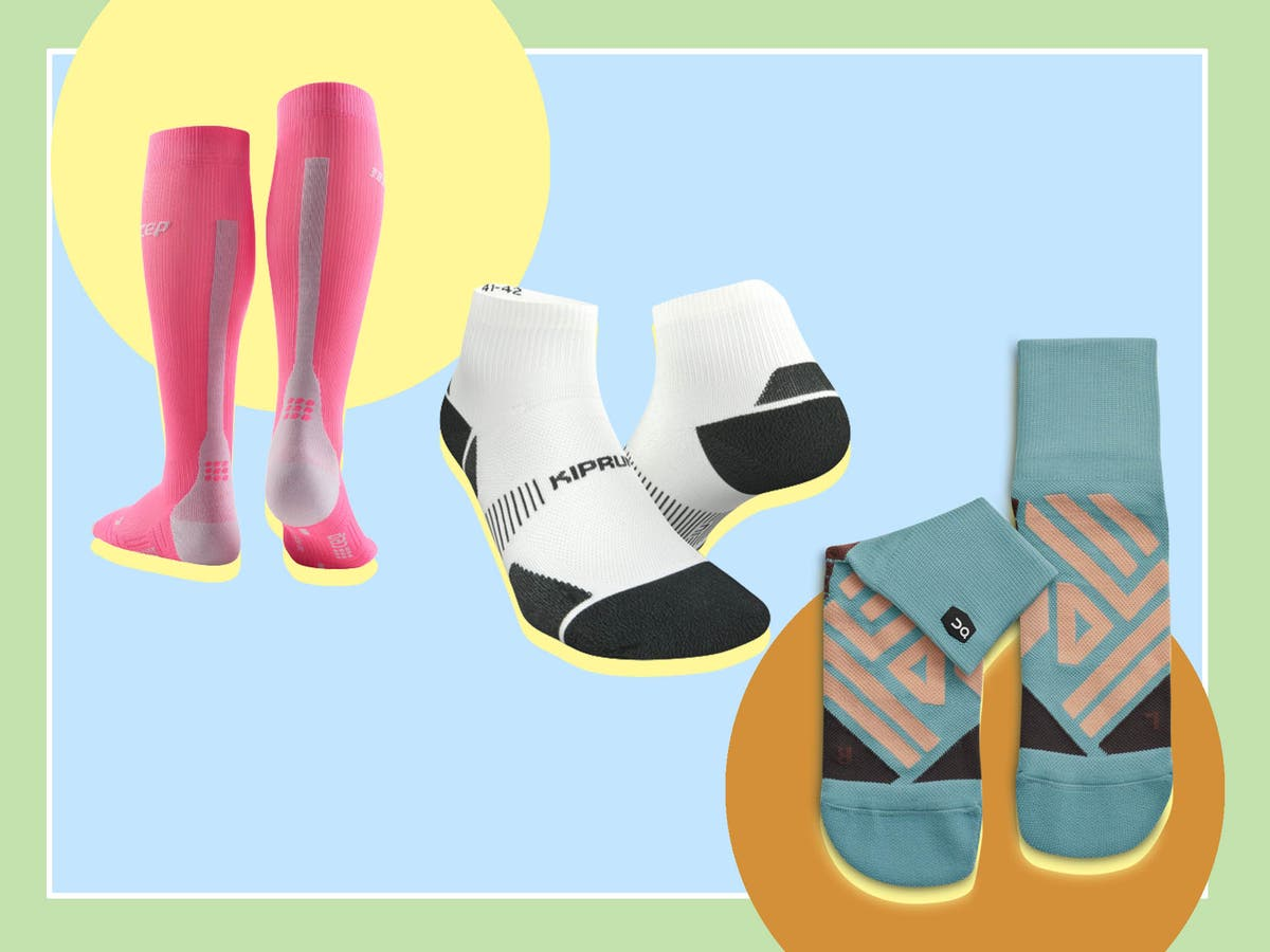 The underdog of running gear: These are the best socks to keep your feet comfy