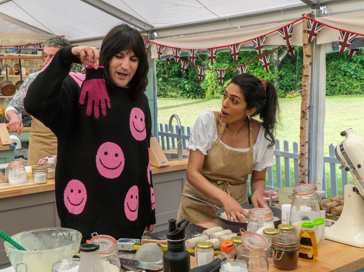 Twelve series in, Bake Off is still amazingly not stale – review