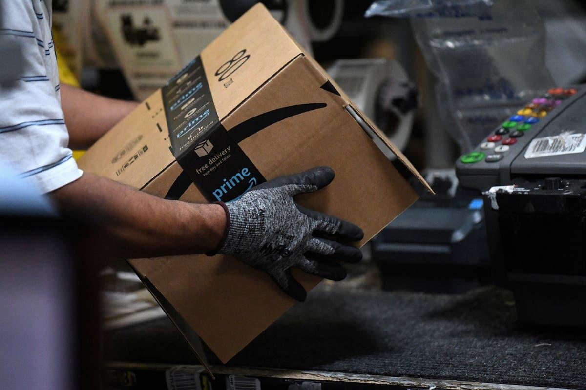 Amazon lobbying Biden administration to make cannabis legal