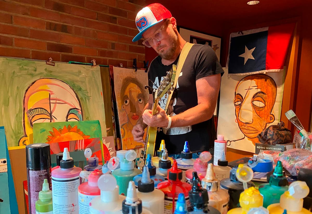 Q&A: Jeff Ament feels alive again with Pearl Jam's return