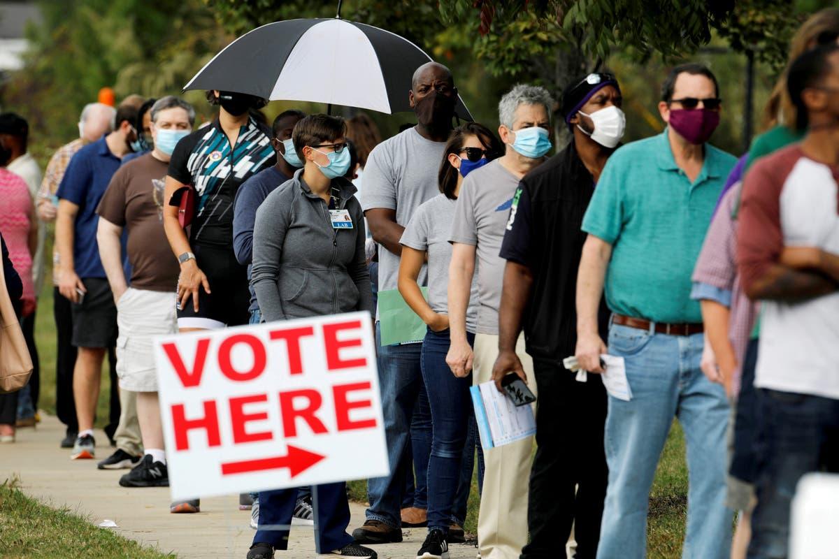 North Carolina judges strike down voter ID law over racial discrimination