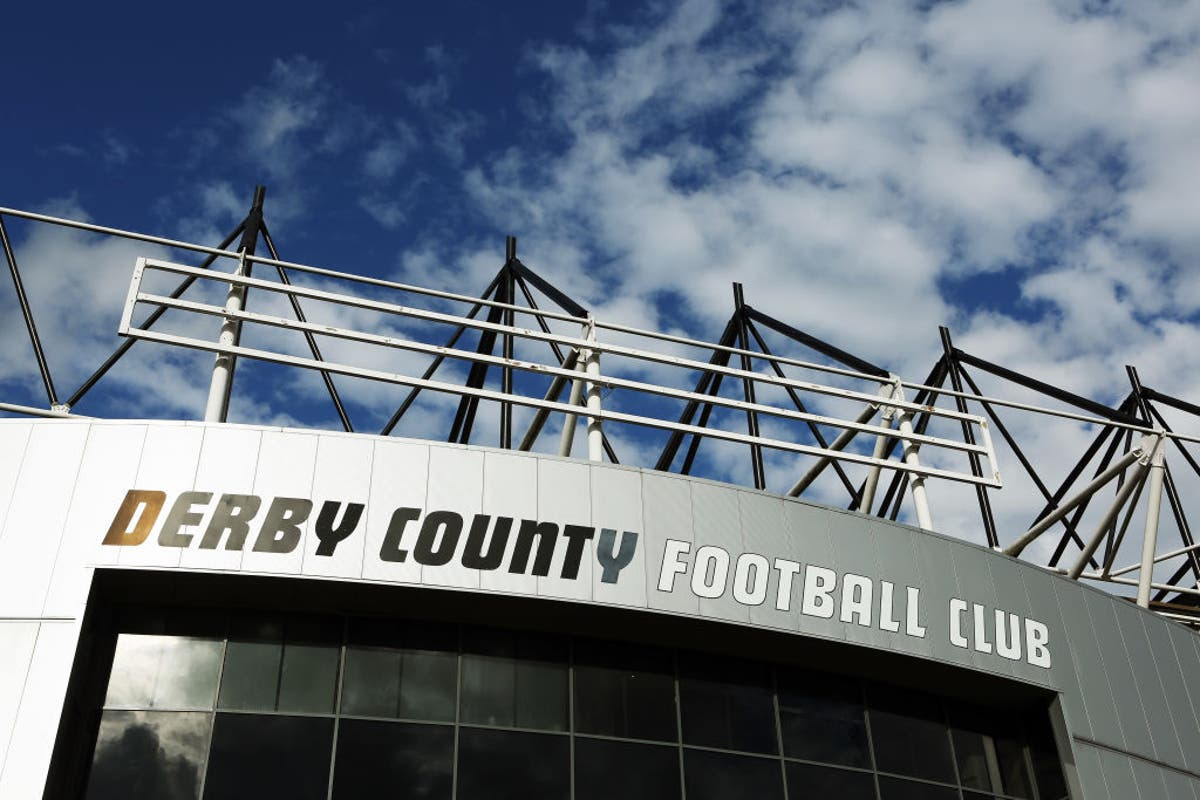 Derby County board of directors announce club has filed to enter administration