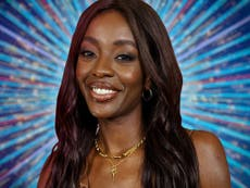 Everything you need to know about Strictly contestant AJ Odudu