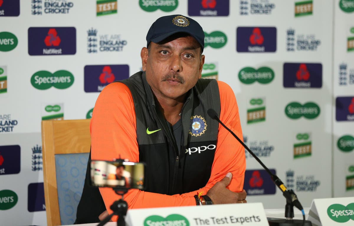 Ravi Shastri intends to stand down after an India Twenty20 World Cup win