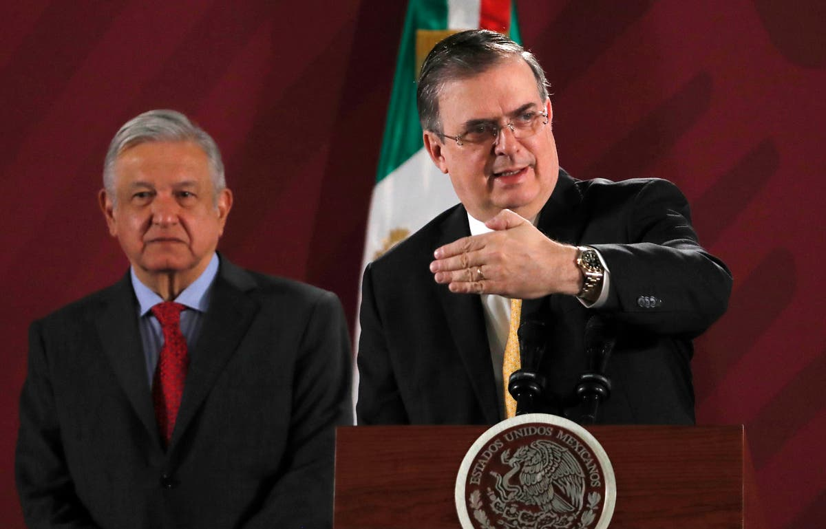 Assertive Mexico seeks leadership role in Latin America