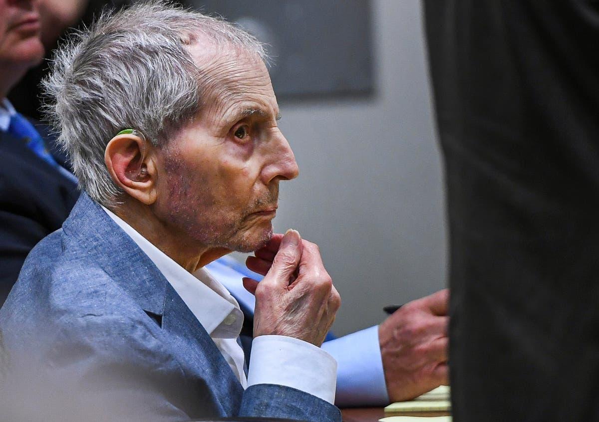 检察官: Jurors conclude Durst heir 'killed them all'