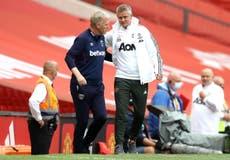 O manuseio da roda do Manchester United por Ole Gunnar Solskjaer impressiona David Moyes