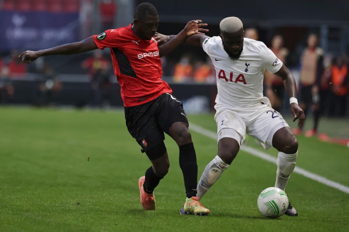 Nuno Espírito Santo, chefe do Tottenham pede paciência com Tanguy Ndombele