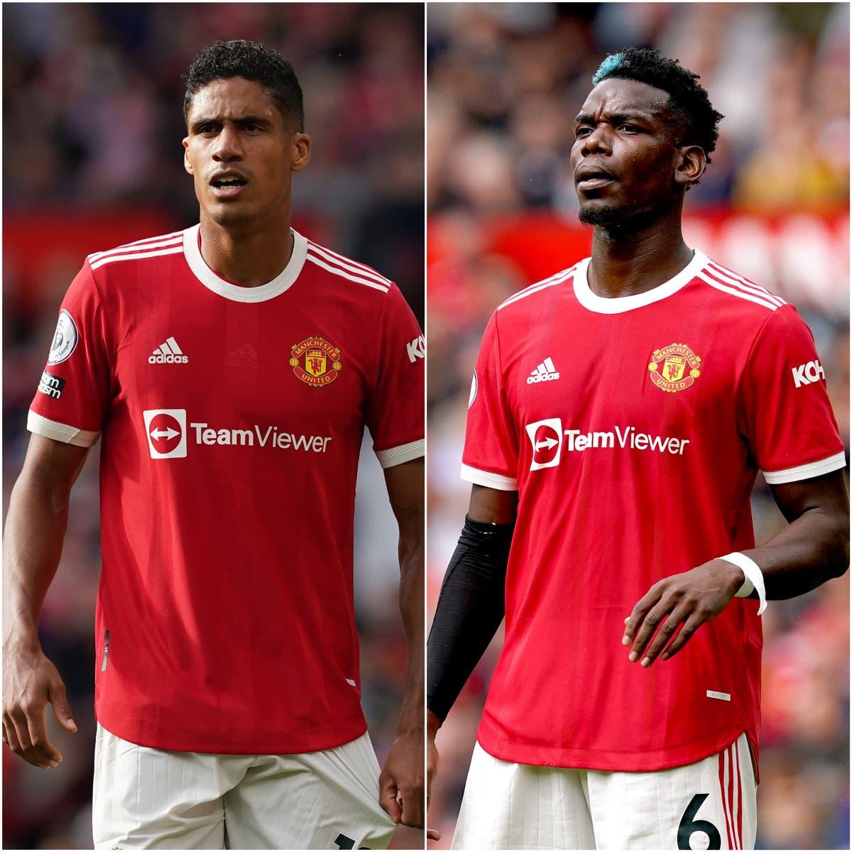 Raphael Varane groet die spanmaat Paul Pogba van Manchester United oor die 'positiewe energie'