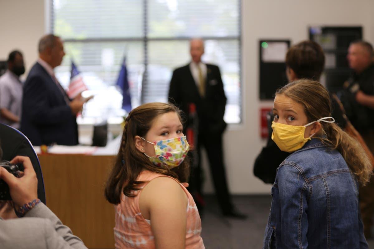 Forbundsdommeren opphever forbud mot skolemasker i South Carolina