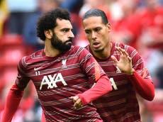 Liverpool vs Crystal Palace LIVE: Jongste Premier League -opdaterings
