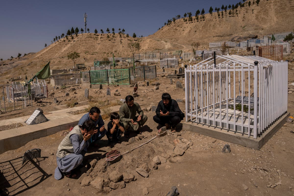 Afghan survivors of US drone strike: Sorry 'is not enough'