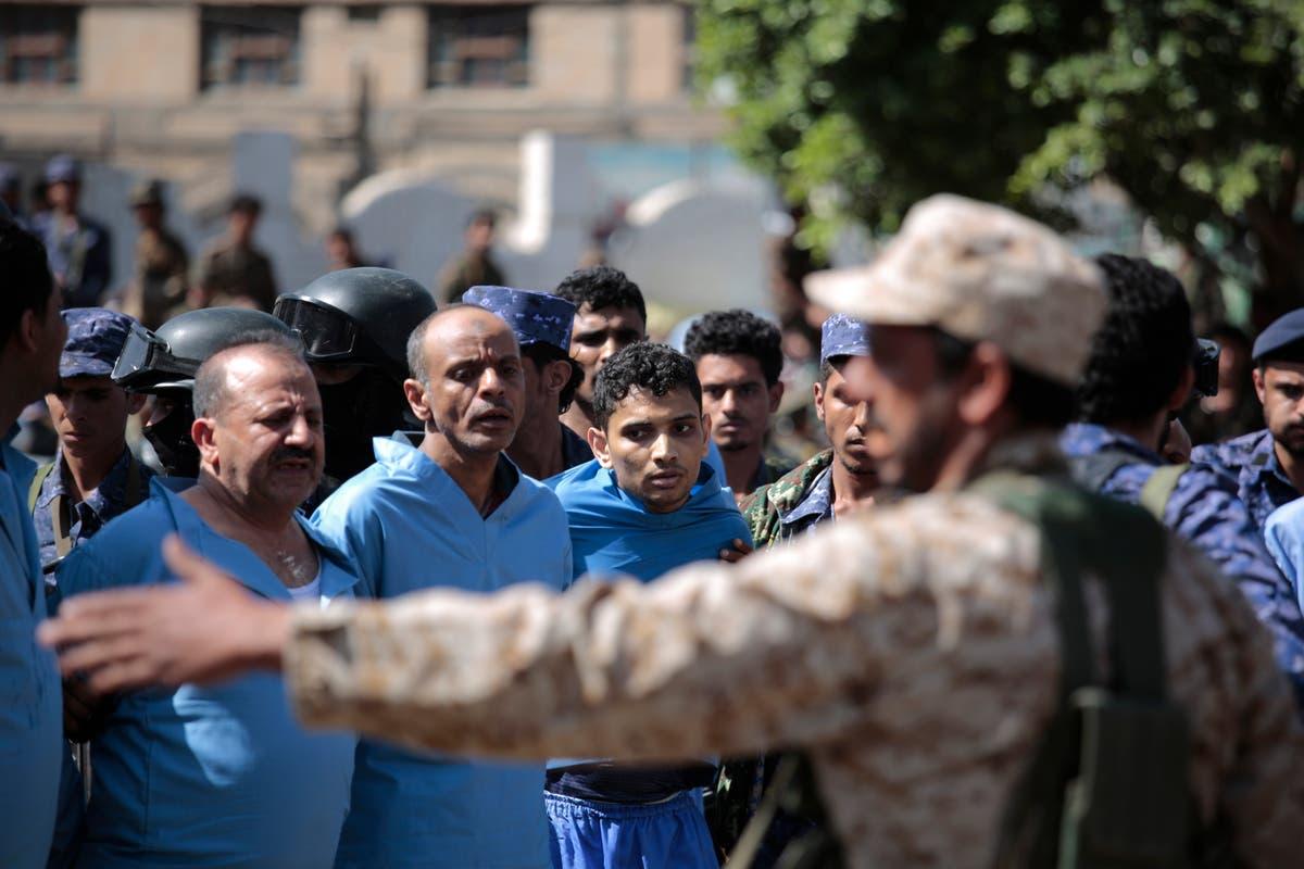 Yemen's Houthis execute 9 over senior official's killing