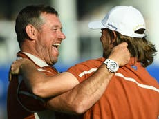 Lee Westwood: 'Playing another Ryder Cup wasn't a goal - I'm proud of the longevity'