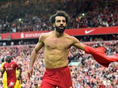 Liverpool vs Crystal Palace LIVE: Siste oppdateringer i Premier League