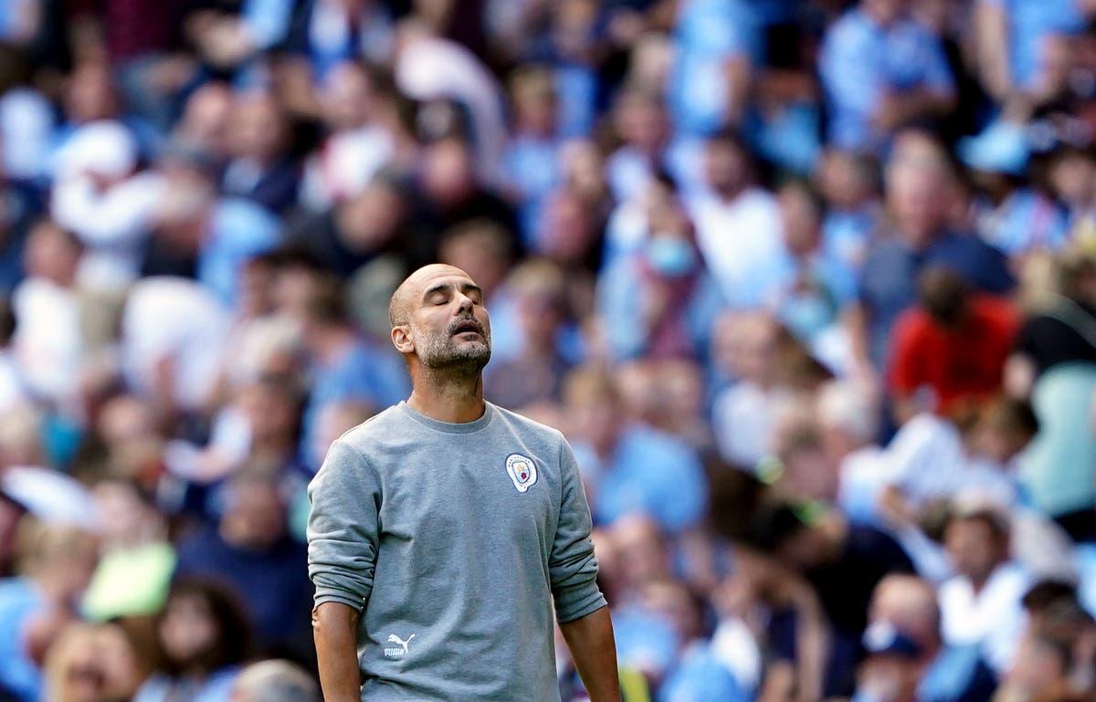 Pep Guardiola feels 'guilty' after Man City fail to beat Southampton