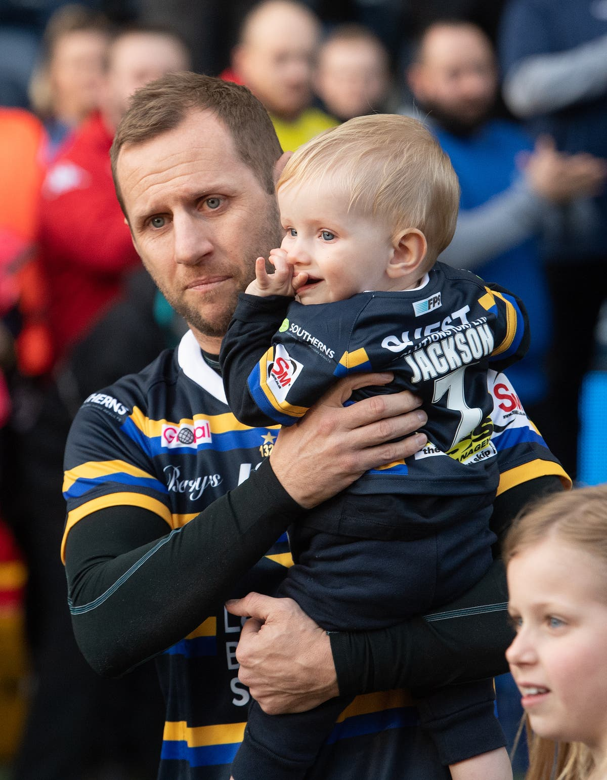 Rob Burrow hopes drug will help in his battle with Motor Neurone Disease