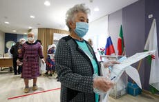 Russian election: How a visit to a polling station led to my personal data being leaked online