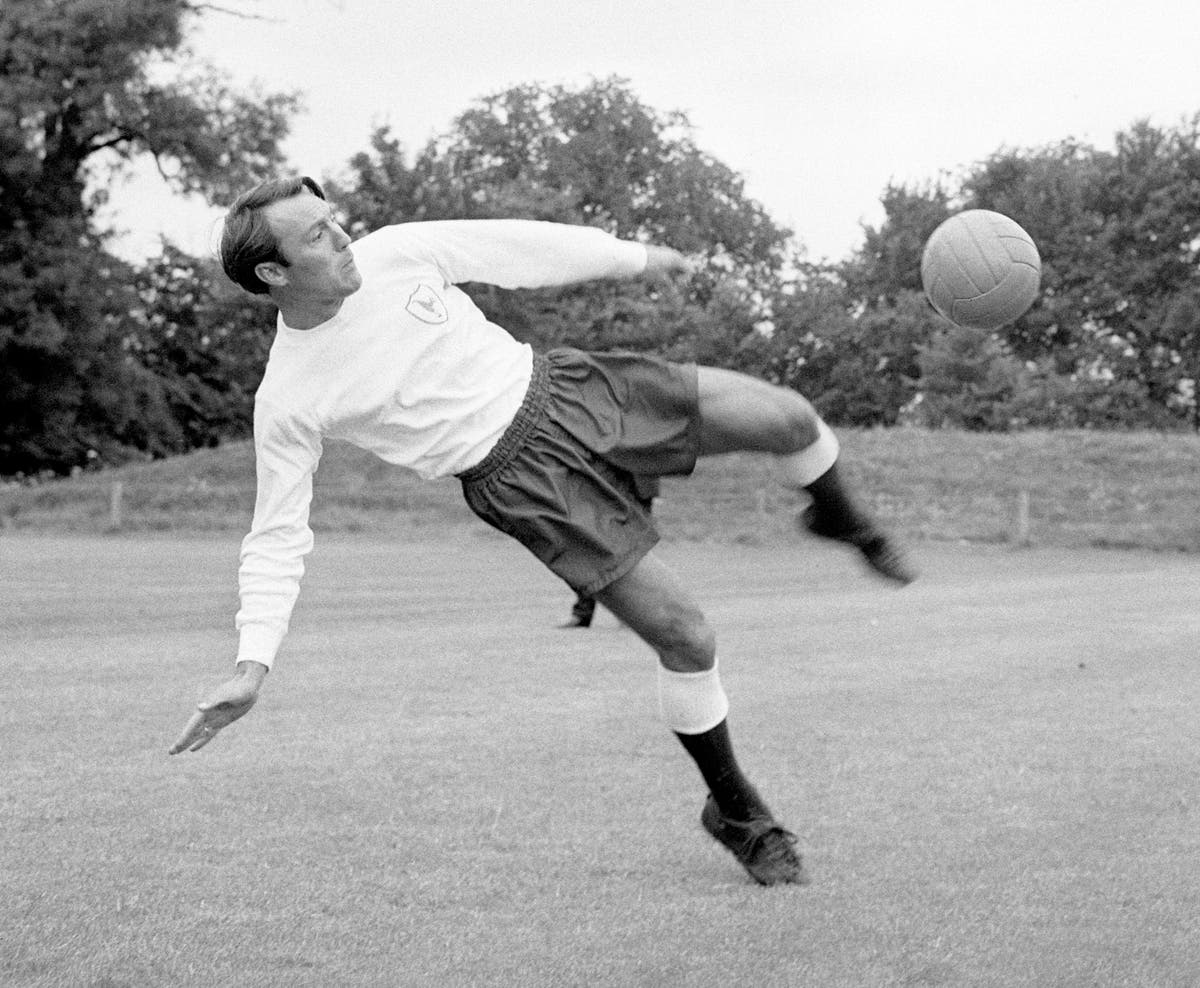 A look at Jimmy Greaves' life in pictures