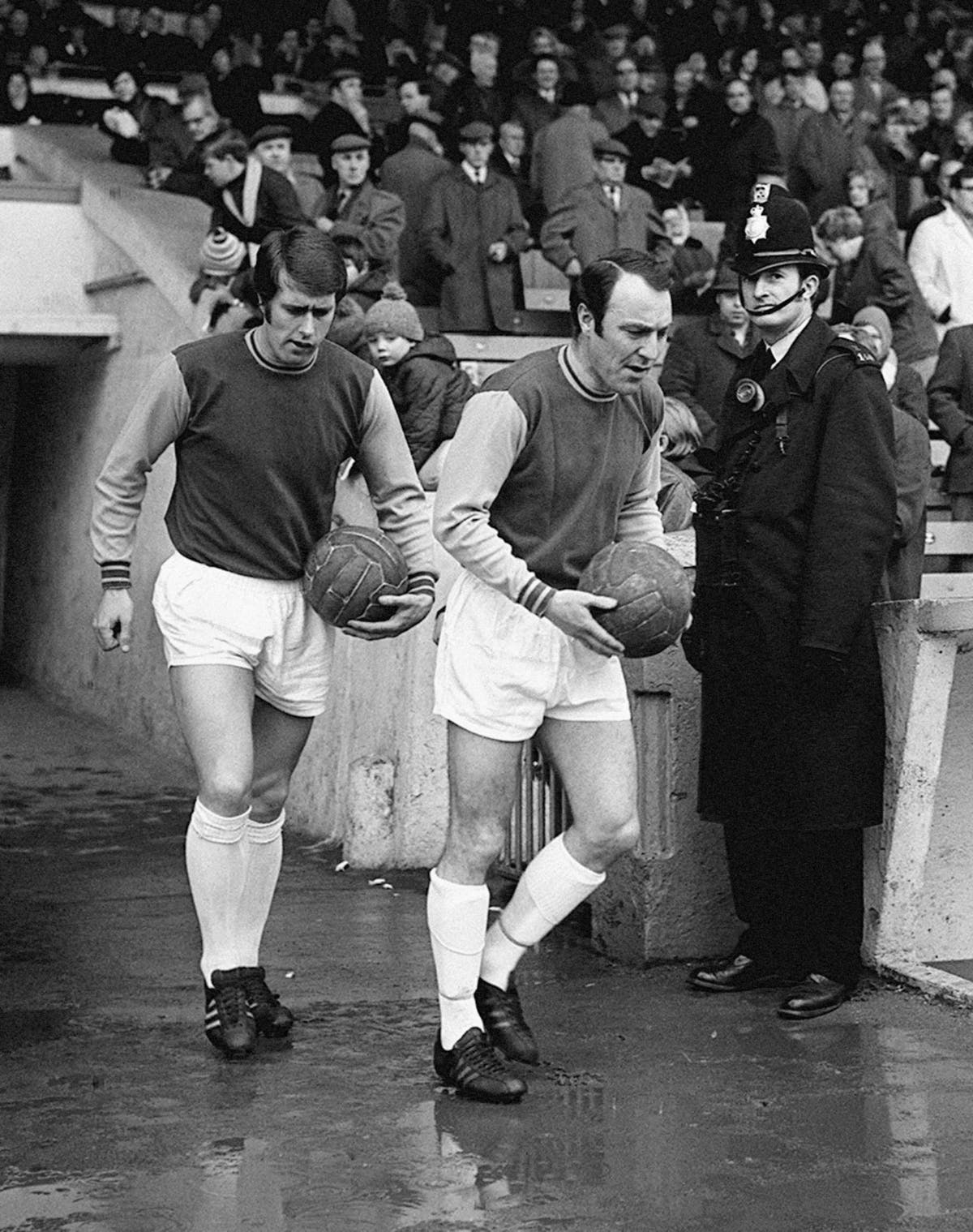 Tottenham, England and West Ham greats lead tributes to Jimmy Greaves