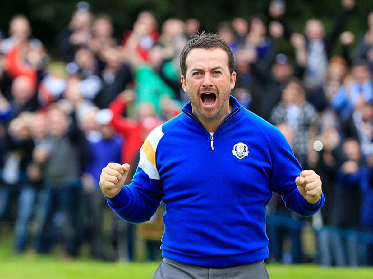 Graeme McDowell: 'The Ryder Cup is like the back nine at a major times 10'