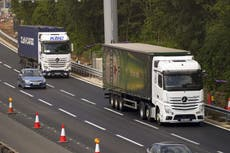 'Dangerous' government plan to extend lorry drivers' hours condemned by union