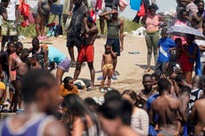 US may fly Haitian migrants home from Texas starting Sunday