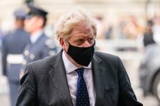 观点: King of the U-turn Boris Johnson always gives in too late