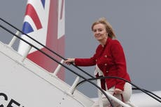 Truss to hold talks with Iran to seek release of Zaghari-Ratcliffe