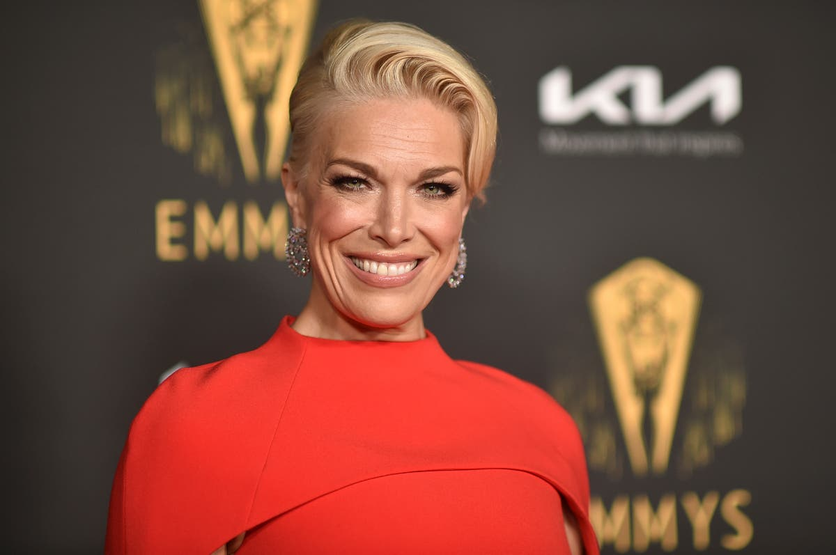 Emmys Latest: Waddingham of 'Ted Lasso' wins first award