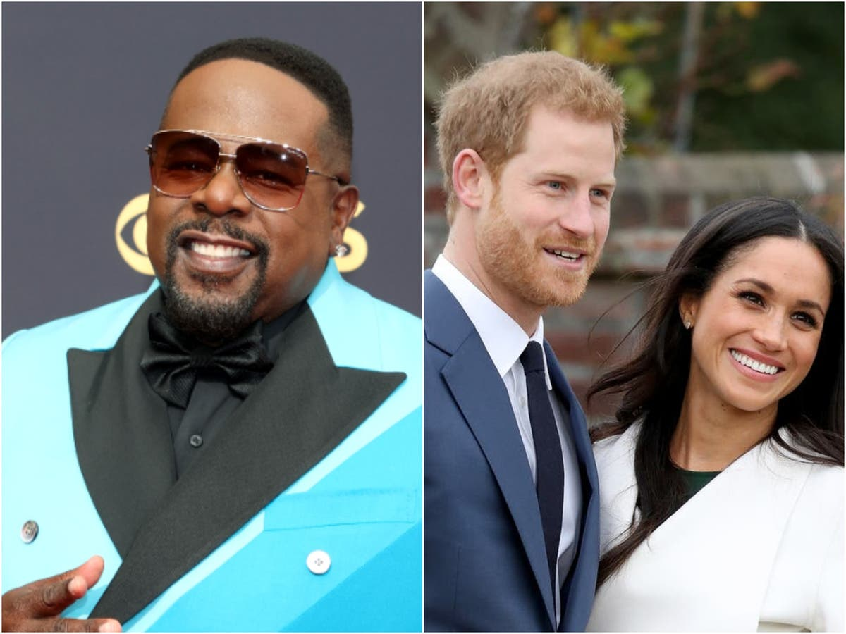 Cedric the Entertainer makes fun of the royal family at the 2021 Emmys