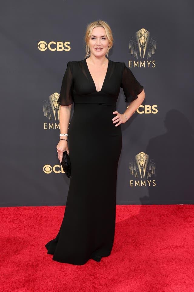 Kate Winslet in Giorgio Armani