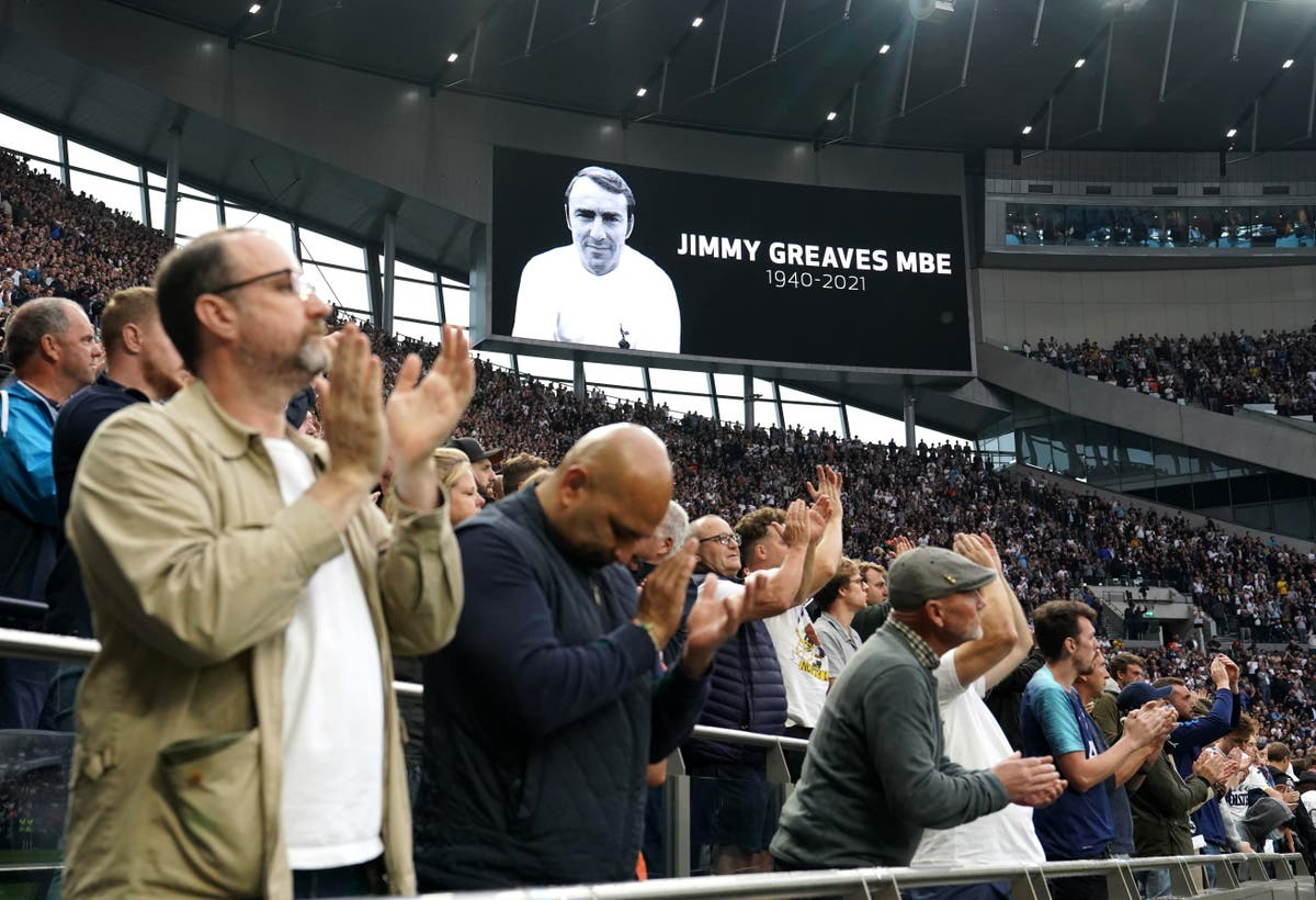 Jimmy Greaves tributes and Blast Finals Day – the sporting weekend in pictures