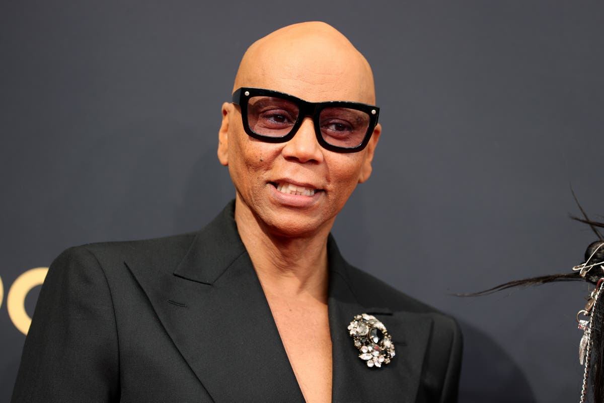 RuPaul makes Emmys history as most awarded Black artist of all time