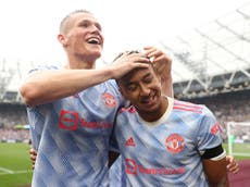 Manchester United's victory at West Ham shows fine margins between football's big decisions