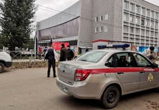 Gunman opens fire at Siberia university, killing at least eight