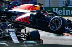 Lewis Hamilton and Max Verstappen 'very likely' to crash again this season