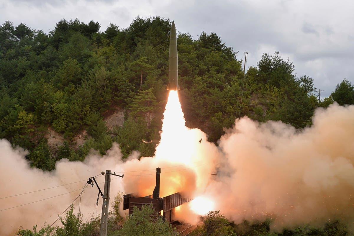 """朝鲜称Aukus协议可能引发""""核军备竞赛"""""""