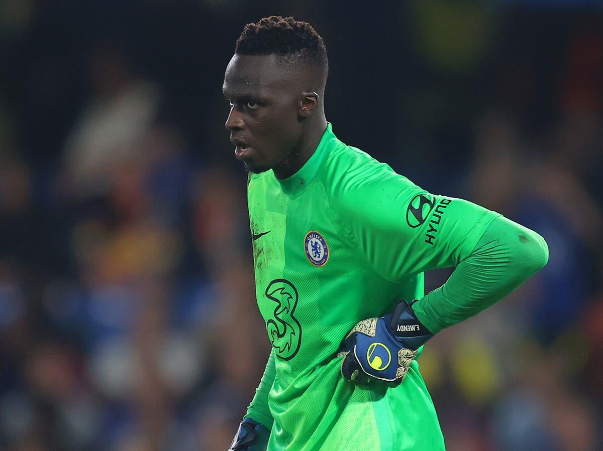 Une blessure «très douloureuse» a empêché Edouard Mendy de remporter la victoire de Chelsea sur Tottenham