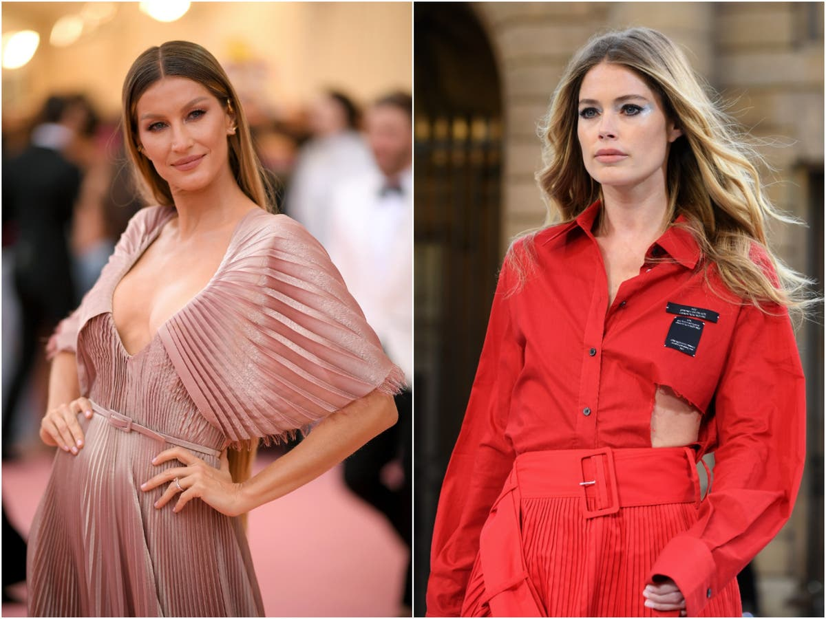 Gisele Bundchen defends fellow supermodel's anti-vaxx post