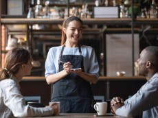 Restaurants to be banned from keeping staff tips