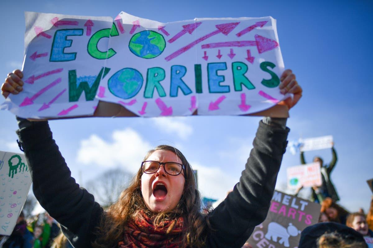 Parents encourage children to fight climate change, survey suggests