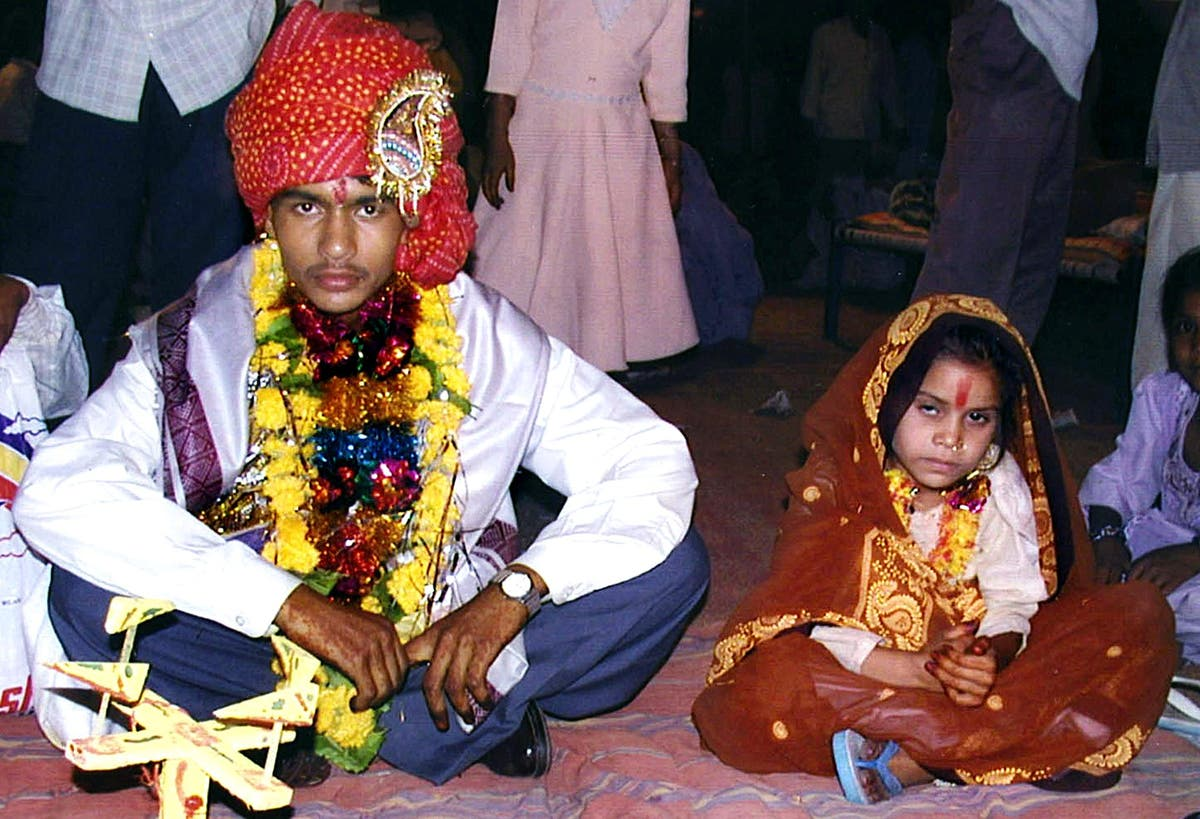 Indian state faces backlash over law 'encouraging child marriages'