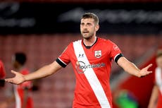 Southampton face nervous wait over fitness of Jack Stephens